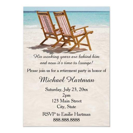 free printable retirement party invitations free printable retirement ...