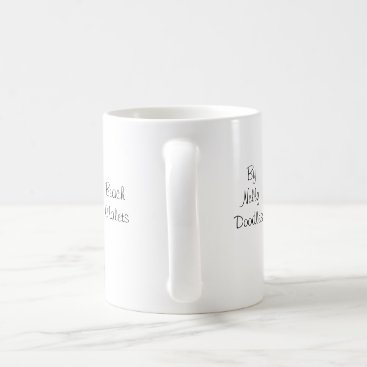 Beach Chalets Coffee Mug