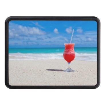 Beach Themed Beach Cheer Hitch Cover