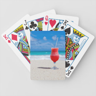Beach Cheers Bicycle Playing Cards