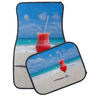 Beach Cheers Car Mat