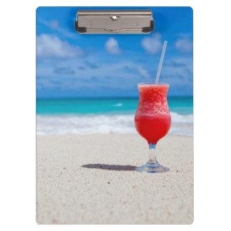 Beach Cheers Clipboard