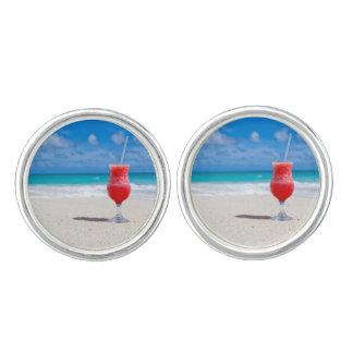 Beach Cheers Cufflinks