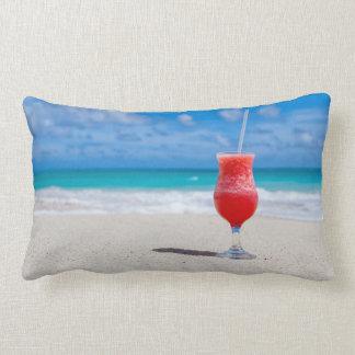 Beach Cheers Lumbar Pillow