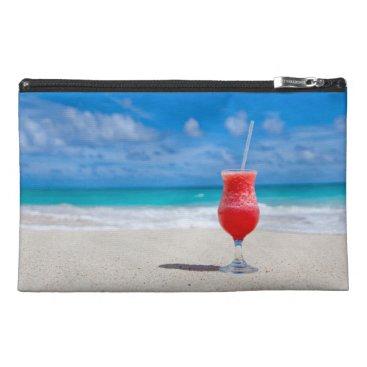 Beach Themed Beach Cheers Travel Accessory Bag