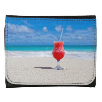 Beach Cheers Tri-fold Wallet