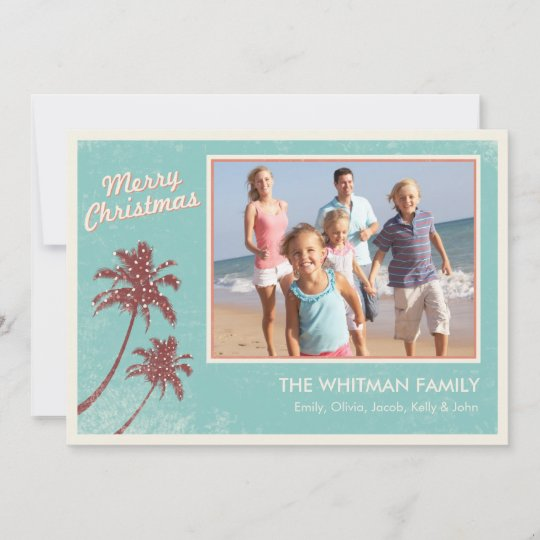 Beach Christmas Cards >> Beach Christmas Cards