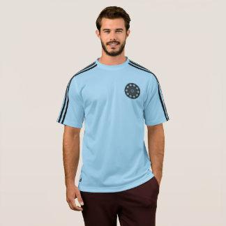Beach circular Dragoon Yin Yang T-Shirt