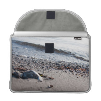 Beach close up sleeves for MacBook pro