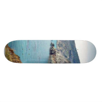 Beach Coast Ocean Water Sea Skate Board Deck