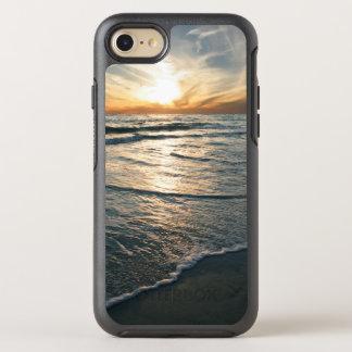 Beach Coastal Tropical Sunset OtterBox Symmetry iPhone 7 Case