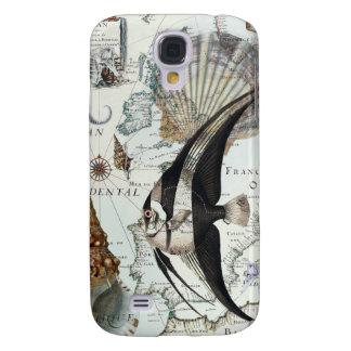 Beach Collage Samsung Galaxy S4 Cover