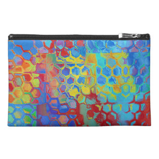 Beach Colors Abstract Travel Accessories Bags