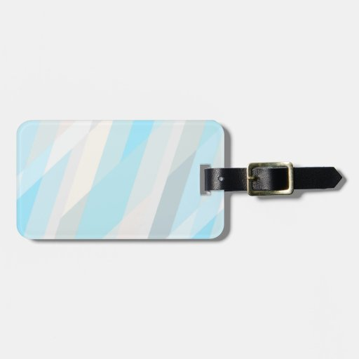 Beach Colors Travel Bag Tags