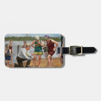 Beach - Cop a feel 1922 Luggage Tag
