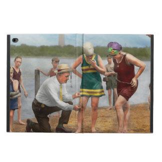 Beach - Cop a feel 1922 Powis iPad Air 2 Case