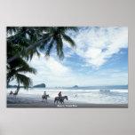Beach, Costa Rica Posters