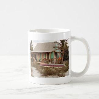 Beach Cottage Scruggs Harbor Florida Coffee Mug