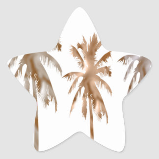 Beach Country Lifestyle Star Sticker