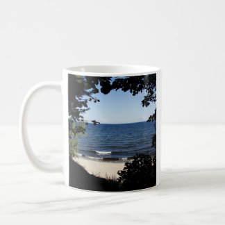 Beach cove coffee mug