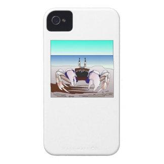 Beach Crab iPhone 4 Case