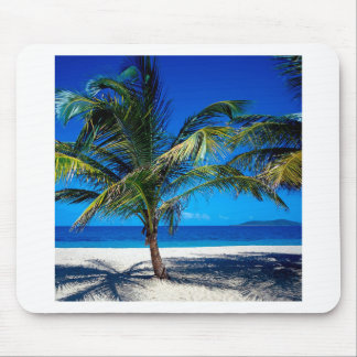Beach Croix Us Virgin Islands Mouse Pad