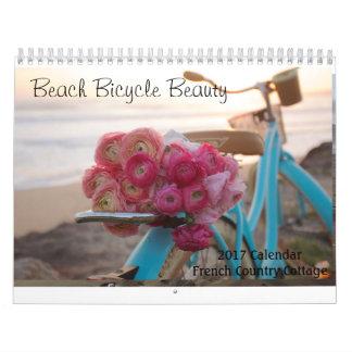 Beach Cruiser Calendar 2017