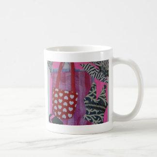 beach cutout mugs