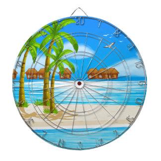 Beach Dart Boards