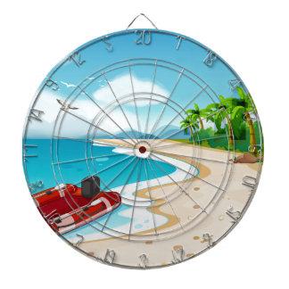 Beach Dartboard