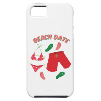 Beach Date iPhone 5 Covers