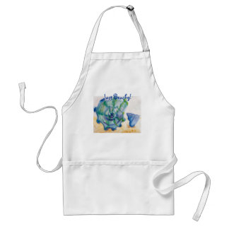 Beach Day Adult Apron