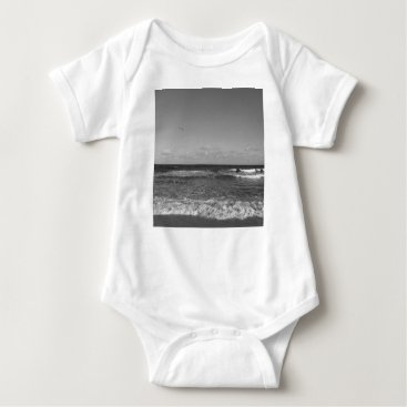 Beach Themed Beach Day Baby Bodysuit