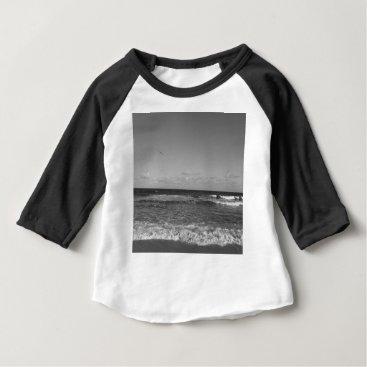Beach Themed Beach Day Baby T-Shirt