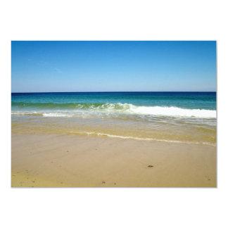 Beach day card