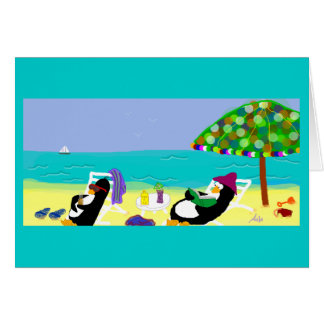 Beach Day Card
