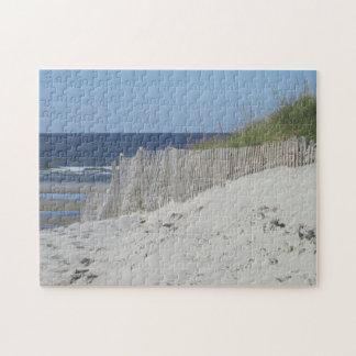 Beach day jigsaw puzzle