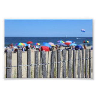 Beach Day Photo Print