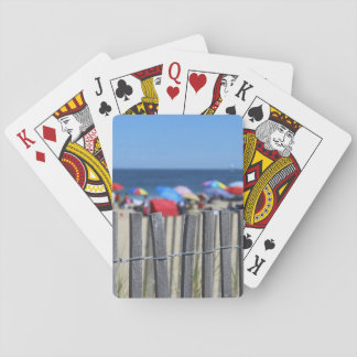 Beach Day Playing Cards