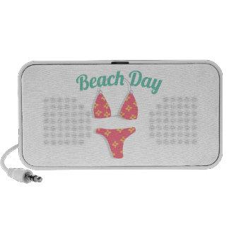 Beach Day Speaker