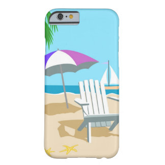 Beach Days Case Barely There iPhone 6 Case