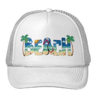 BEACH-Daytime Hats
