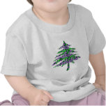 Beach Delite Trees Tee Shirt