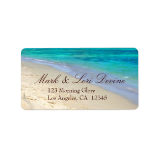 Beach Designer labels
