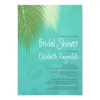 Beach Destination Bridal Shower Invitations Custom Invite