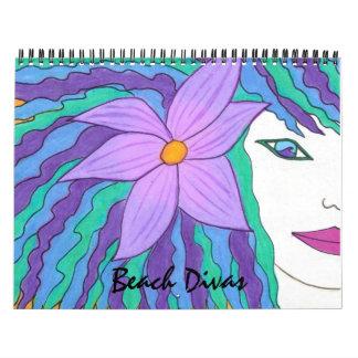 Beach Divas Calendar