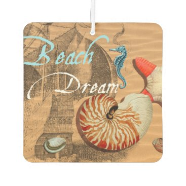 Beach Themed Beach Dream Air Freshener