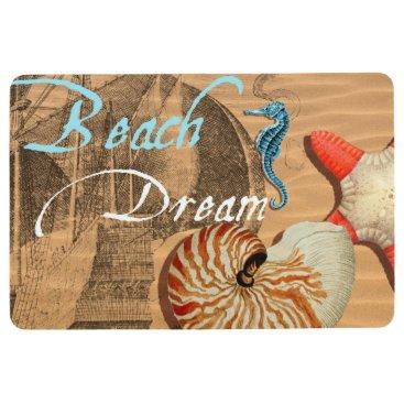 Beach Dream Floor Mat