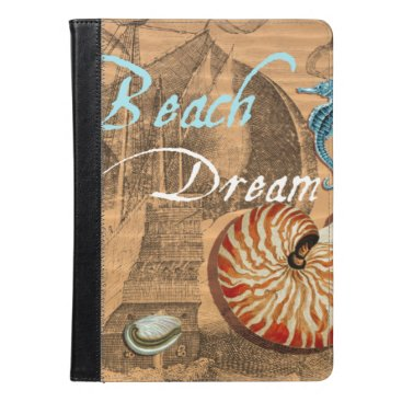 Beach Themed Beach Dream iPad Air Case