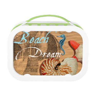 Beach Themed Beach Dream Lunch Box